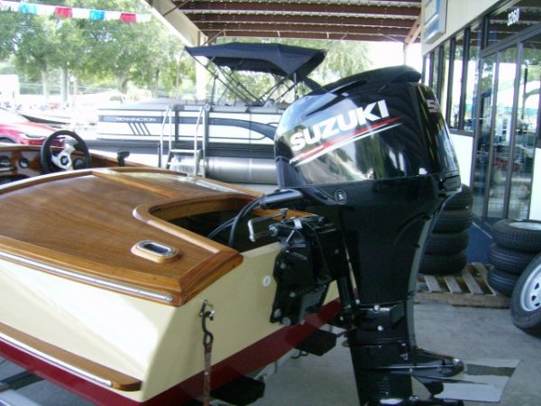 Used 2022 Chris-Craft 14' 3' Replica for sale 2017 Chris-Craft 14' 3' Replica for sale in INVERNESS, FL