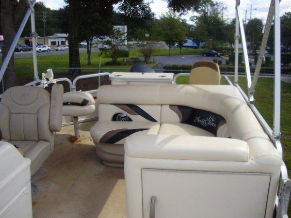 Pre-Owned 2010 Suncruiser 820 Power Boat for sale 2010 Suncruiser 820 for sale in INVERNESS, FL