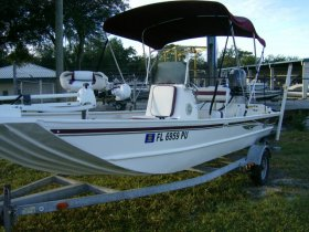 2013 G3 1860CCT DLX for sale at APOPKA MARINE in INVERNESS, FL